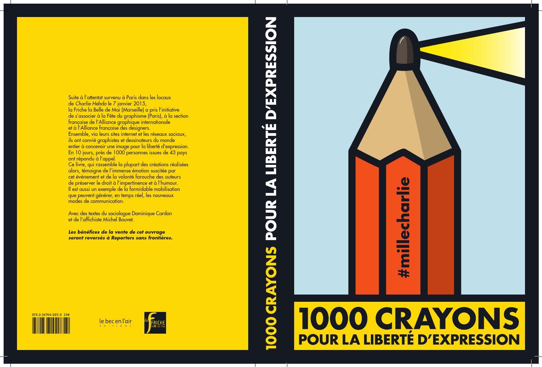 1000 Crayons pour la liberté d'expression by Friche la Belle de Mai - issuu