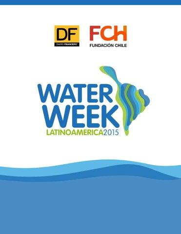 e992b07732e86 Presentaciones Water Week 2015 by Ediarte - issuu