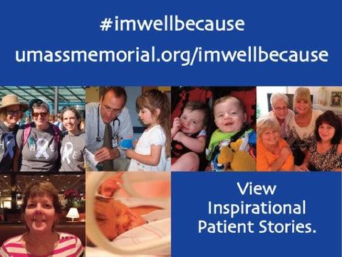 I'm well presentation rheumatology by UMass Memorial Medical Center