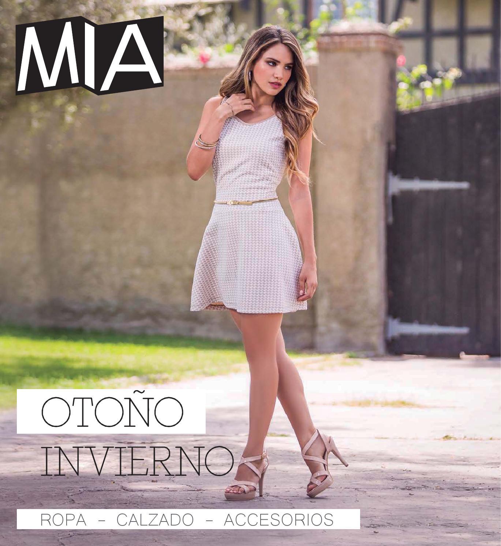Mia Catálogo Damas (C03-2015) by Corporación Mia - issuu 30f74c87df89