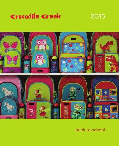 e2becd0def61 Crocodile Creek (Back to School 2015) by Vivian Shaw - issuu