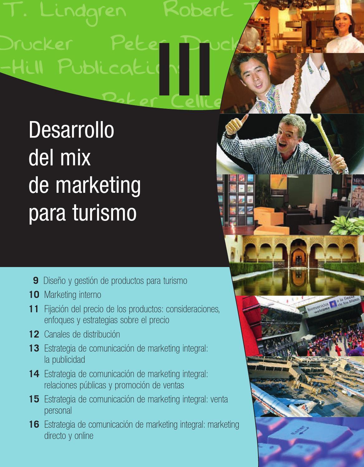 3- Marketing Turístico - Kotler P.; Bowen J. y otros. 5ª Edición ...