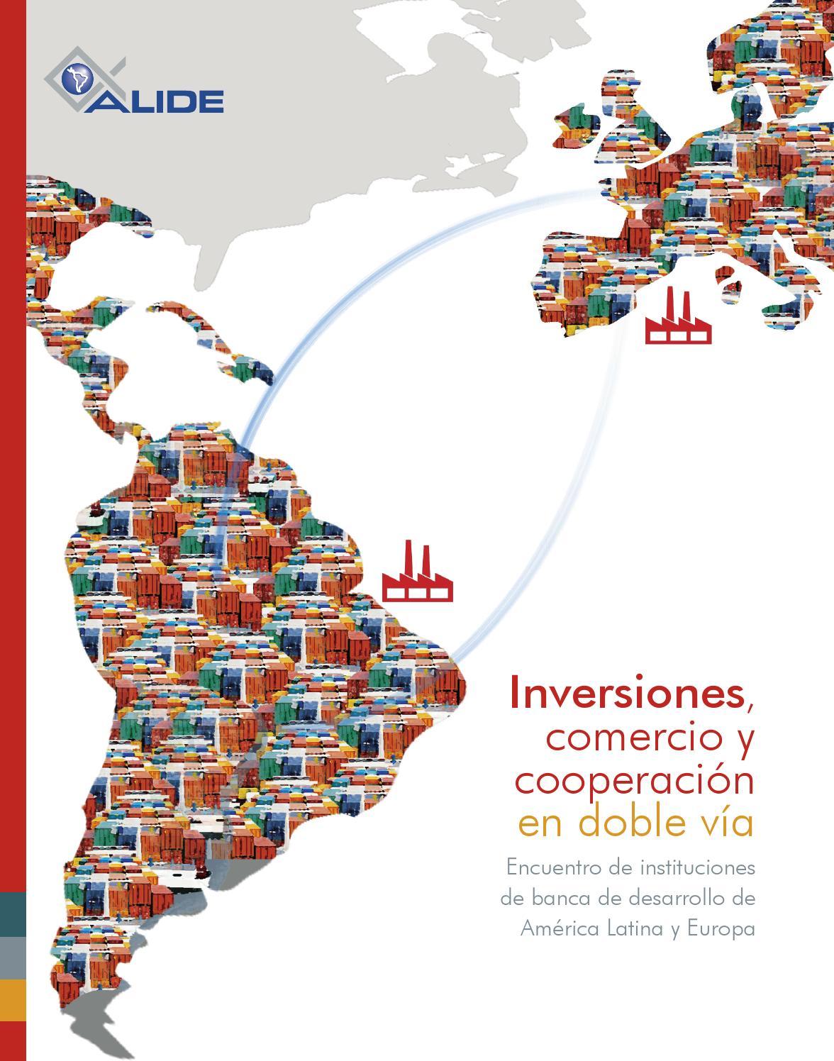 Inversiones, comercio y cooperación en doble vía by Publicaciones ...