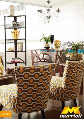 Muebles Abril 2015 by Almacenes Marriott - issuu