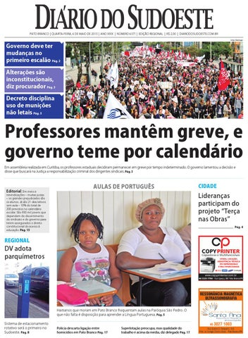 Diario do sudoeste de maio de 2015 ed 6371 by Diário do Sudoeste - issuu ea9e167b6c19c