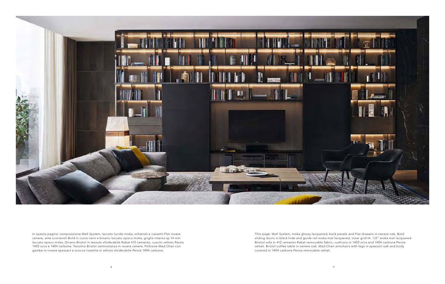 I Space Ante Scorrevoli.Poliform Home Collection 2015 By Space Furniture Issuu
