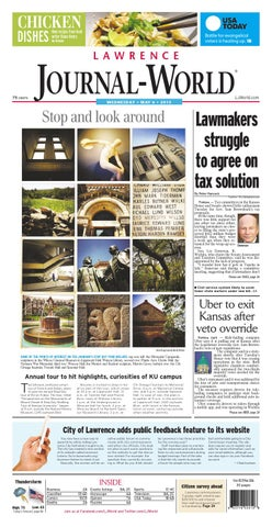 9214088fe152 Lawrence Journal-World 05-06-2015 by Lawrence Journal-World - issuu