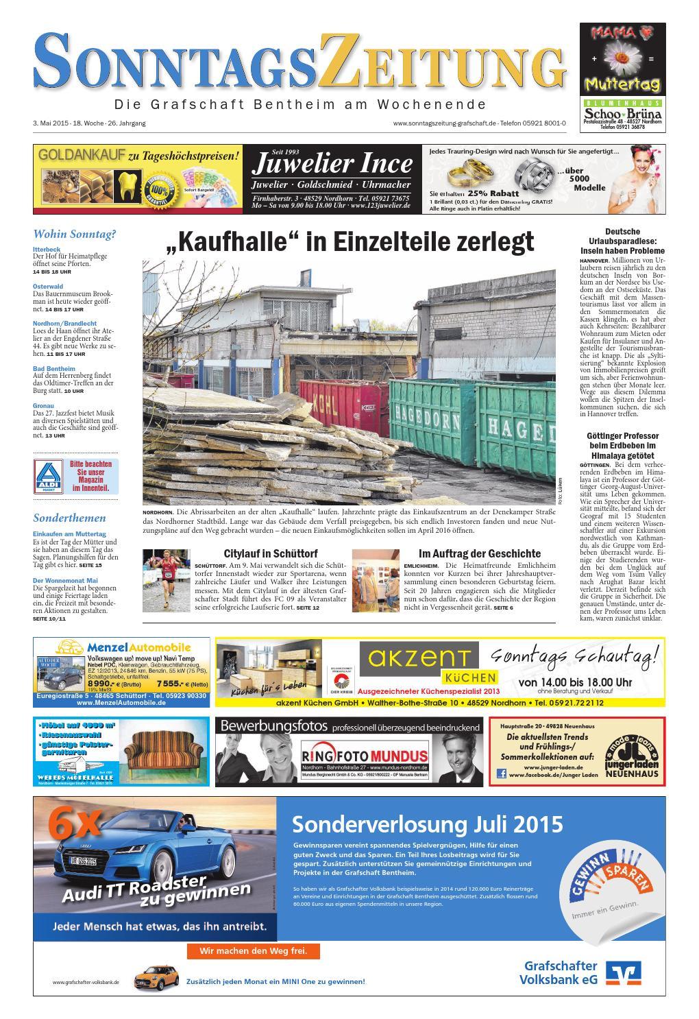 Sonntagszeitung 3 5 2015 By Sonntagszeitung Issuu