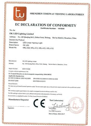 HiRack CE EMC Certificate by OK LED - issuu