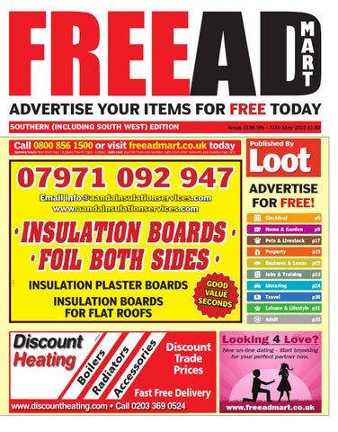 14be278564 FreeAD Mart Southern 5th May 2015 by Loot - issuu