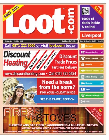 Loot Liverpool 1st May 2015 by Loot issuu