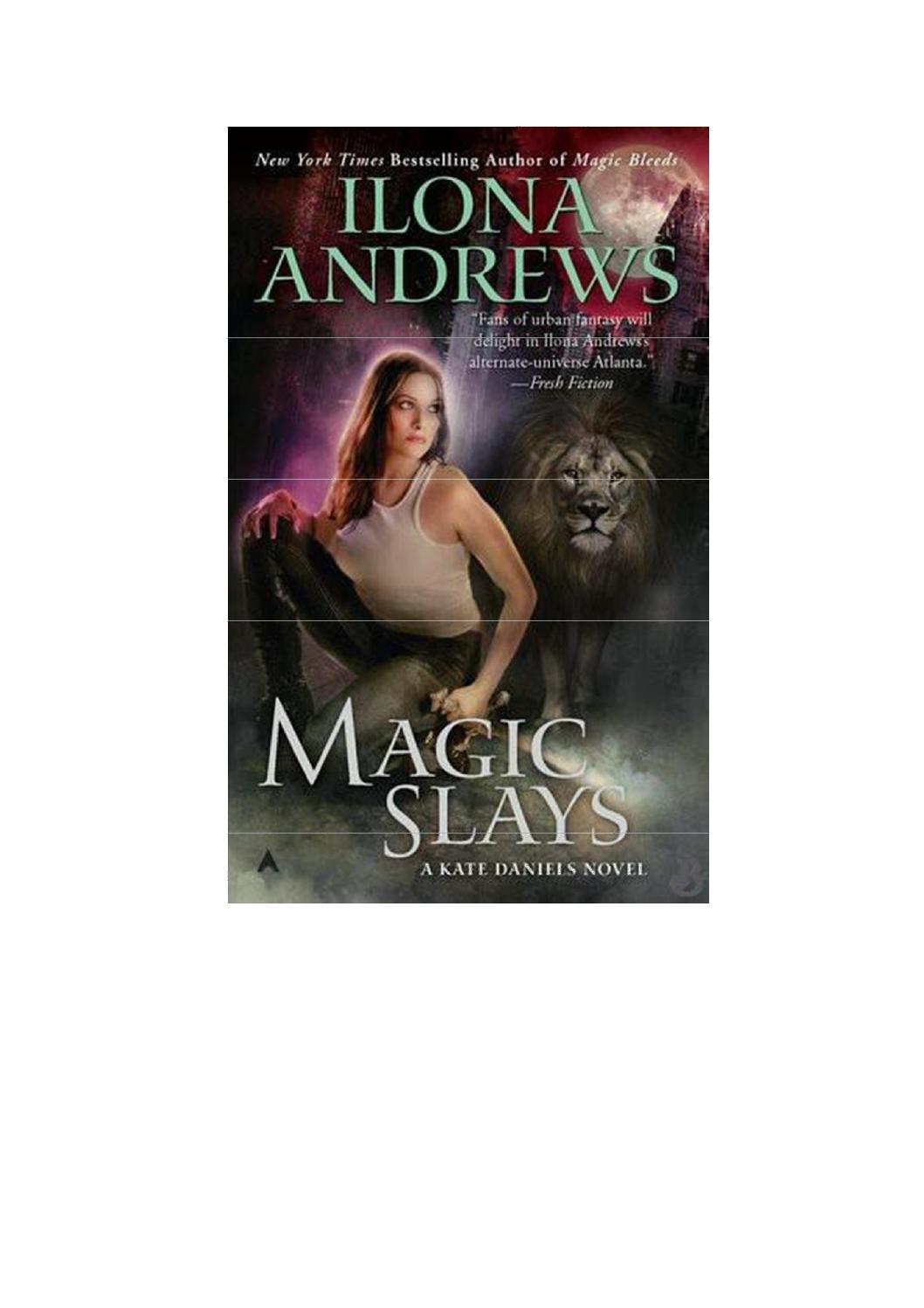 478c49f39 Kate daniels 05 magic slays (trad mec esp) by Alessandra Rios - issuu