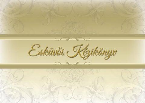 """Cover of """"Eskuvoi kezikonyv 8 evfolyam 1 lapszam 2015 majus"""""""