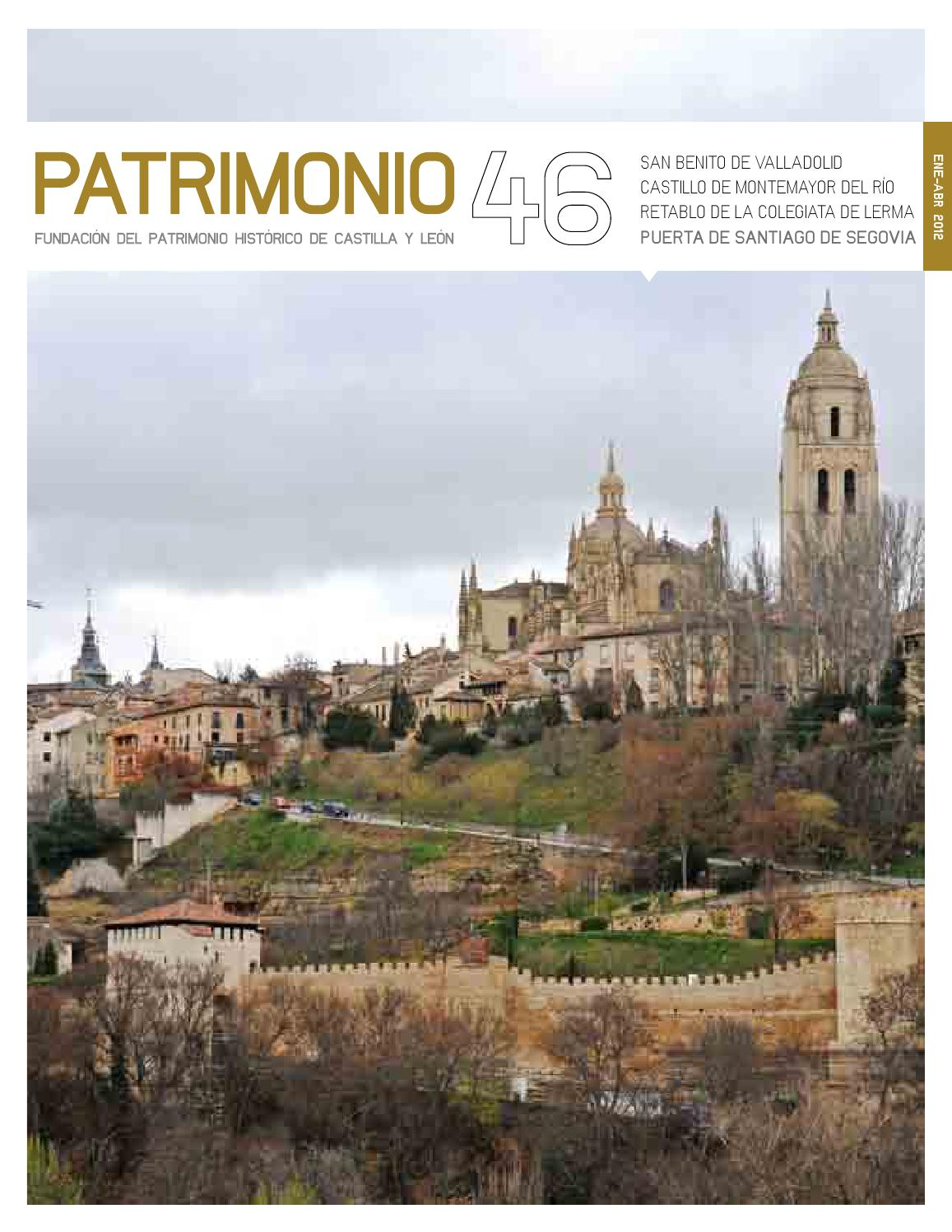 Revistapatrimonio46 By Fundaci N Santa Mar A La Real Del  # Muebles Coello Segovia