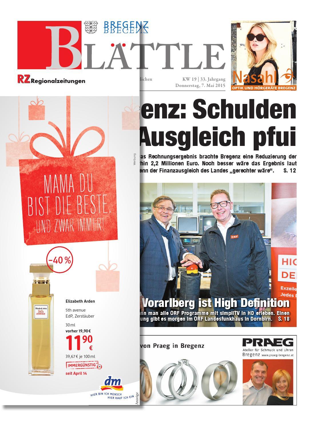 Bregenzer blaettle 19 by Regionalzeitungs GmbH - issuu