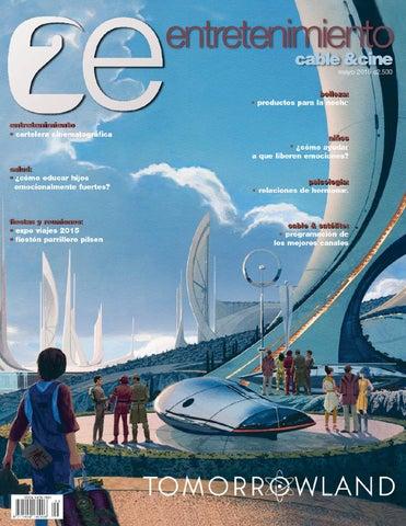 super popular 86ec9 abd85 Revista Entretenimiento Cable   Cine by Revista Entretenimiento ...