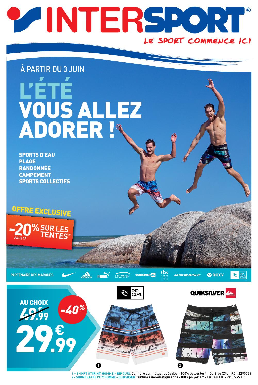 L été, Vous allez adorer ! - INTERSPORT (20) by INTERSPORT France ... bbd39c73ddd6