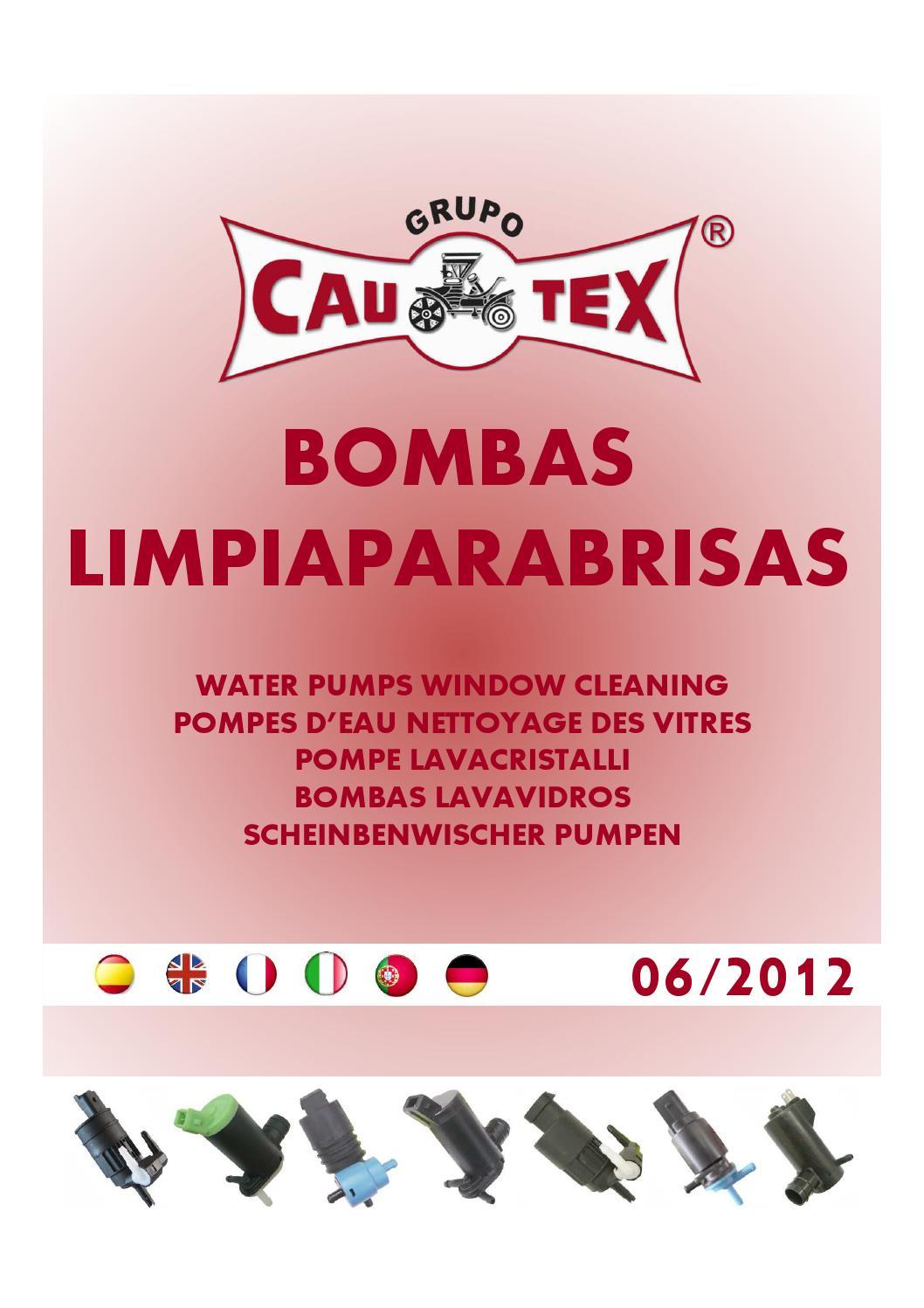 Laver Pompe à eau de nettoyage de vitres pour 191955651 333955651 1959252
