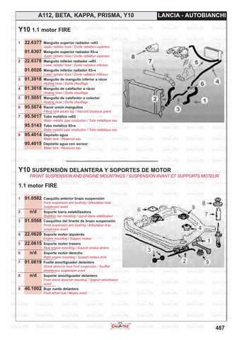D/'échappement bride de réparation de 65 mm Tube pour Mercedes Classe C 203 CLK 209 SLK r171
