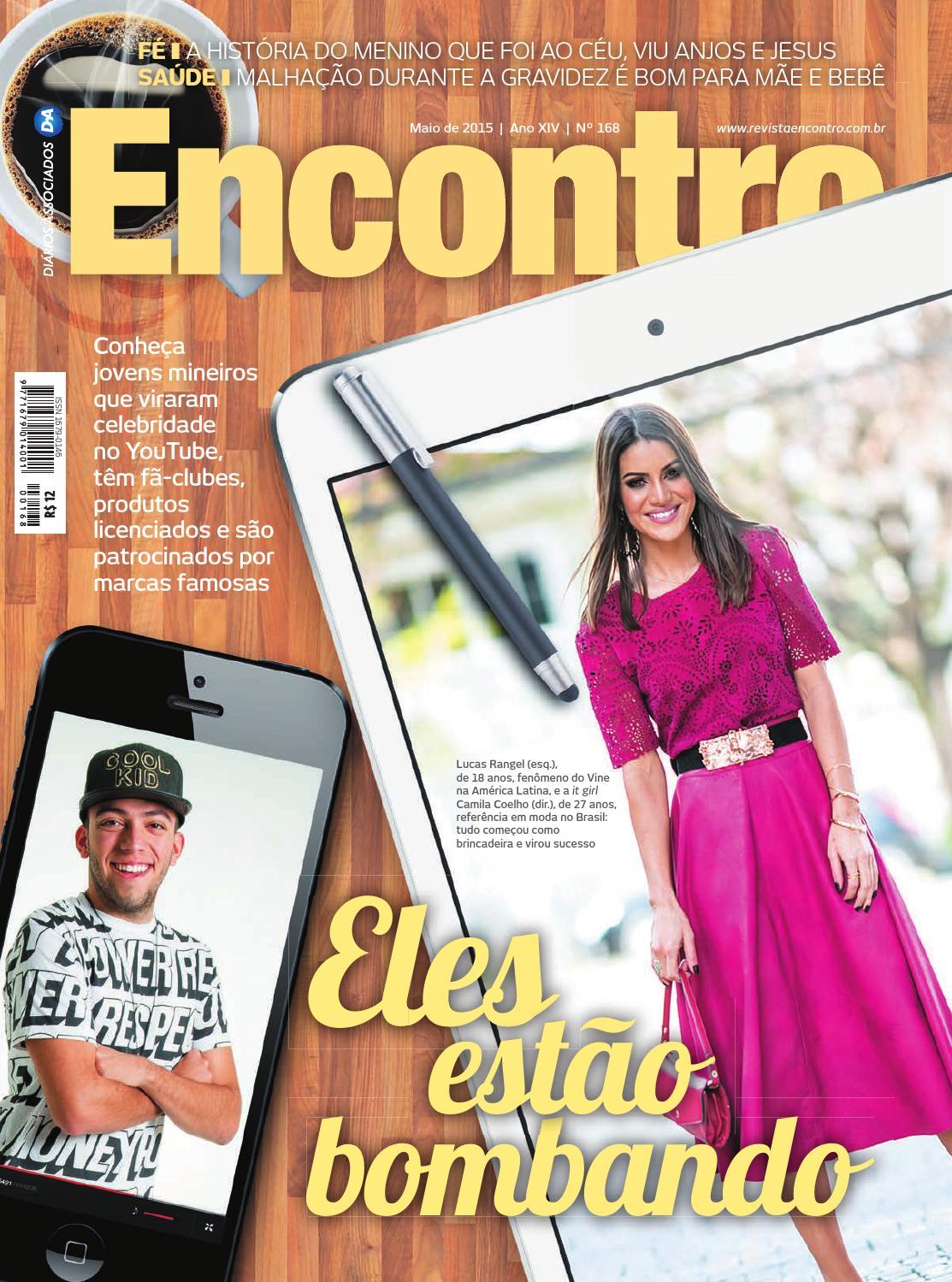 Revista Encontro 168 by Editora Encontro - issuu ecf60da0a1d