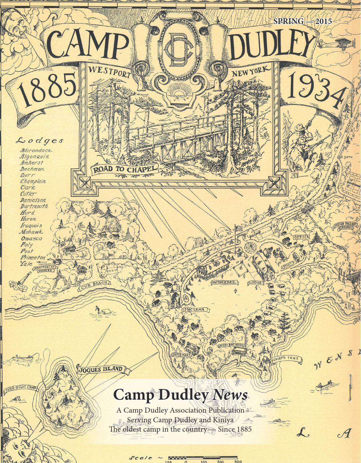 2015 Spring Camp Dudley News by Camp Dudley issuu