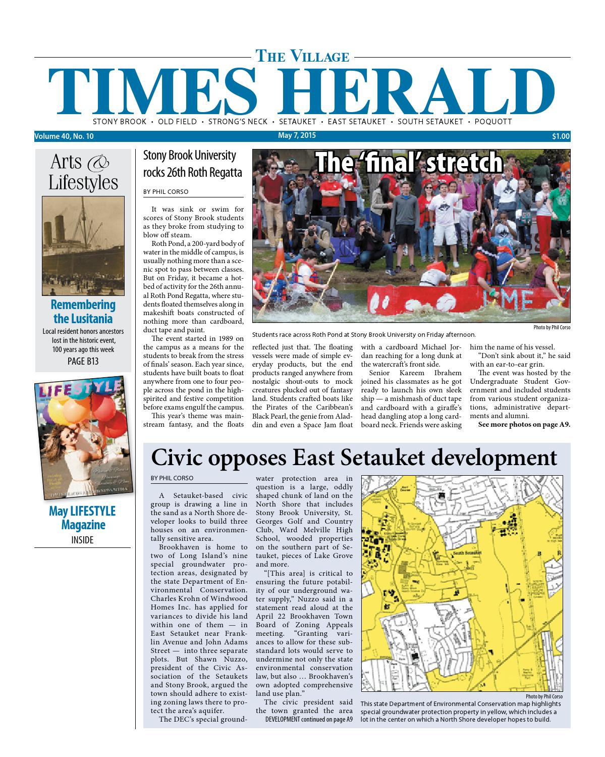 The Village Times Herald - May 7, 2015 by TBR News Media - issuu