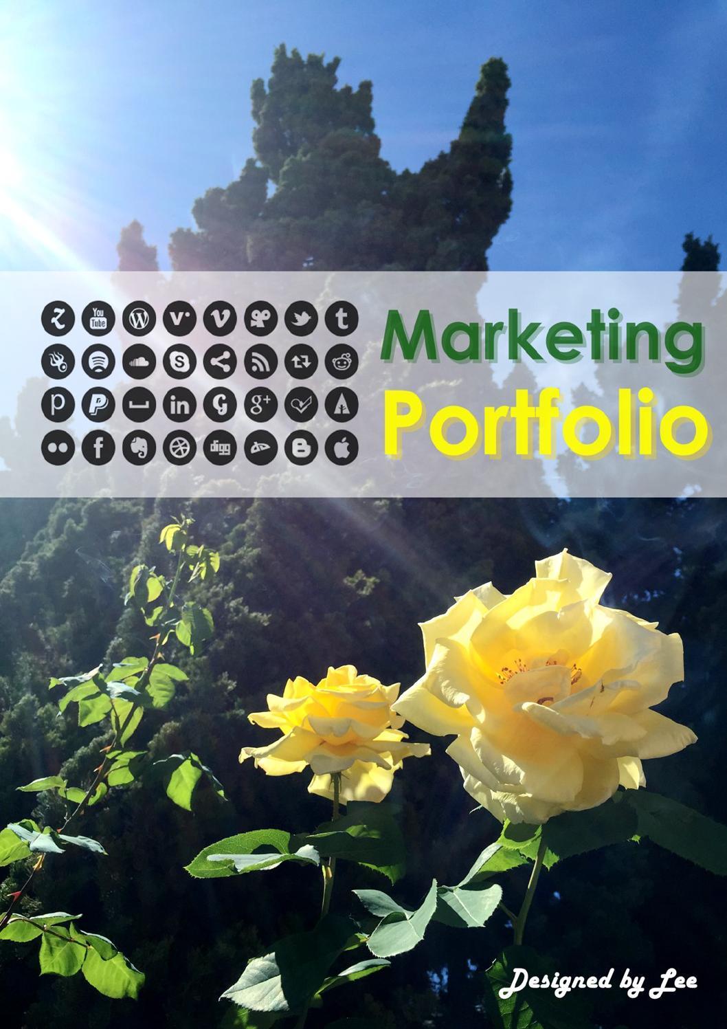 Marketing Portfolio