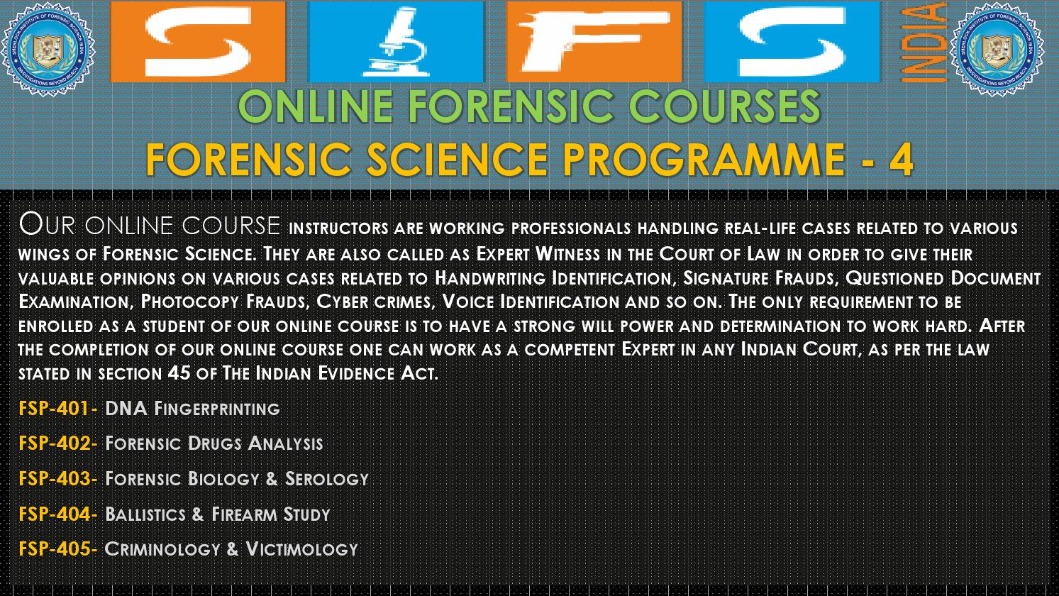 Sifs Institute For Forensic Science And Criminology By Sifsindia Issuu