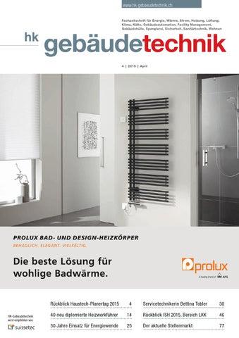 ganzes heft 04 2015 low by AZ Fachverlage AG - issuu