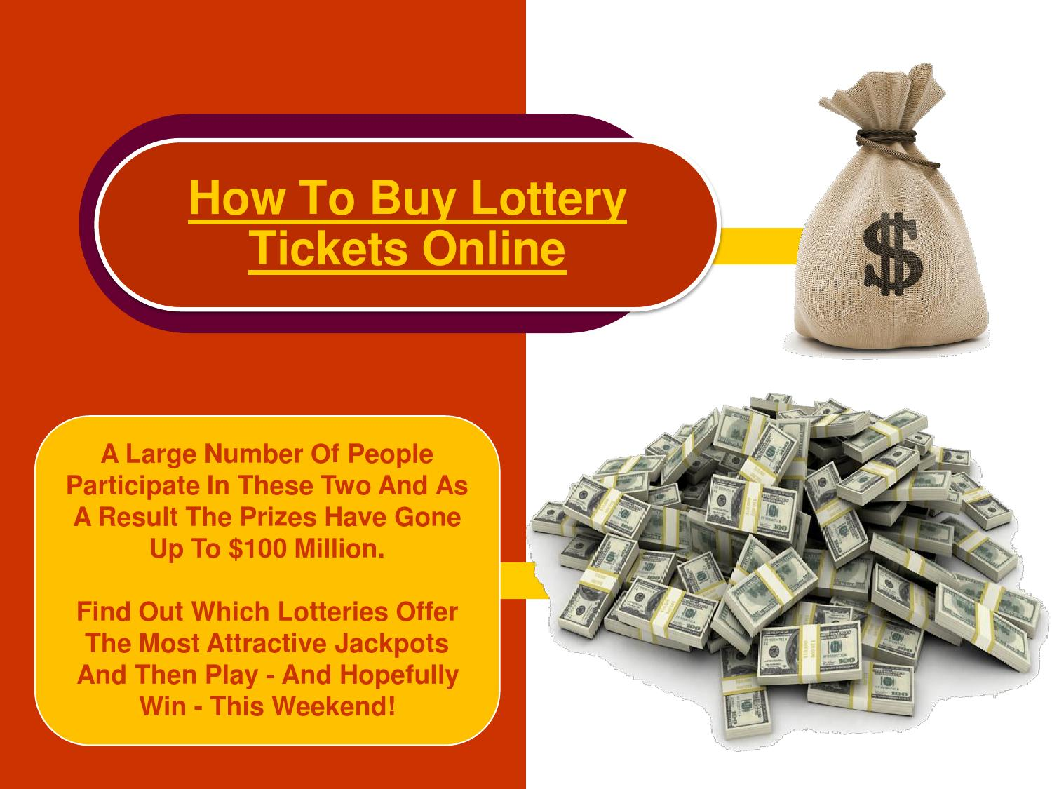 Buying Lotto Online