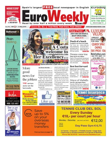 Euro Weekly News Costa Del Sol 7 13 May 2015 Issue 1557