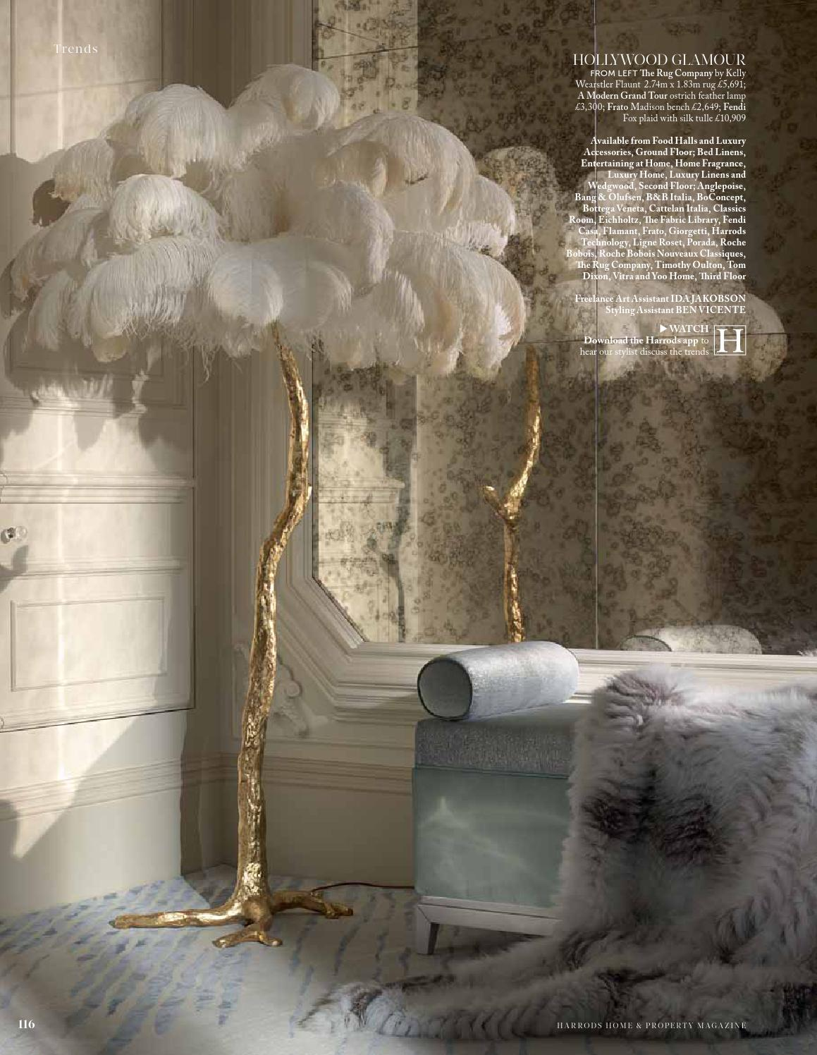 Harrods Home Amp Property Magazine Spring Summer 2015 By