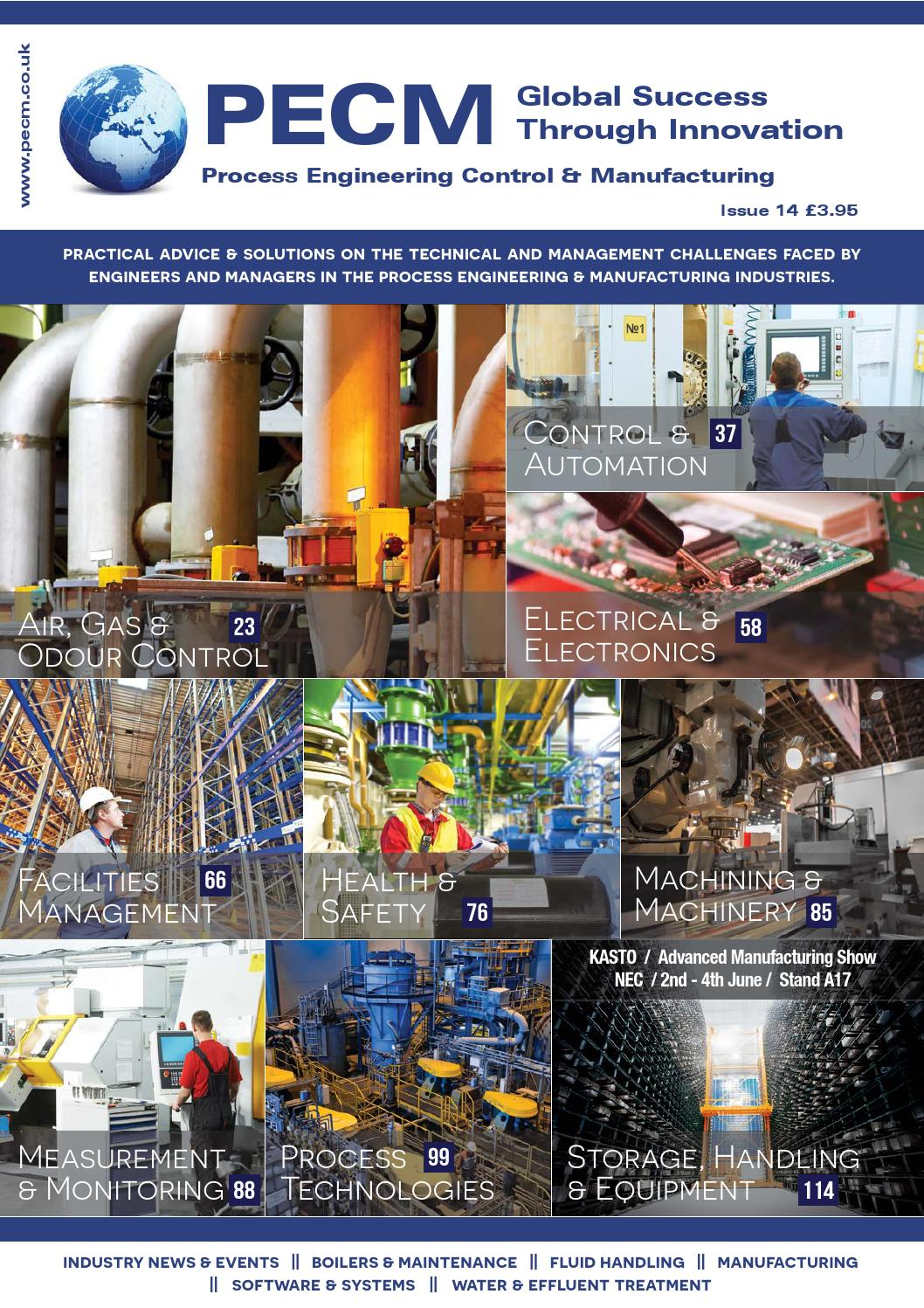 PECM - Issue 14 2015 by MH Media Global - issuu