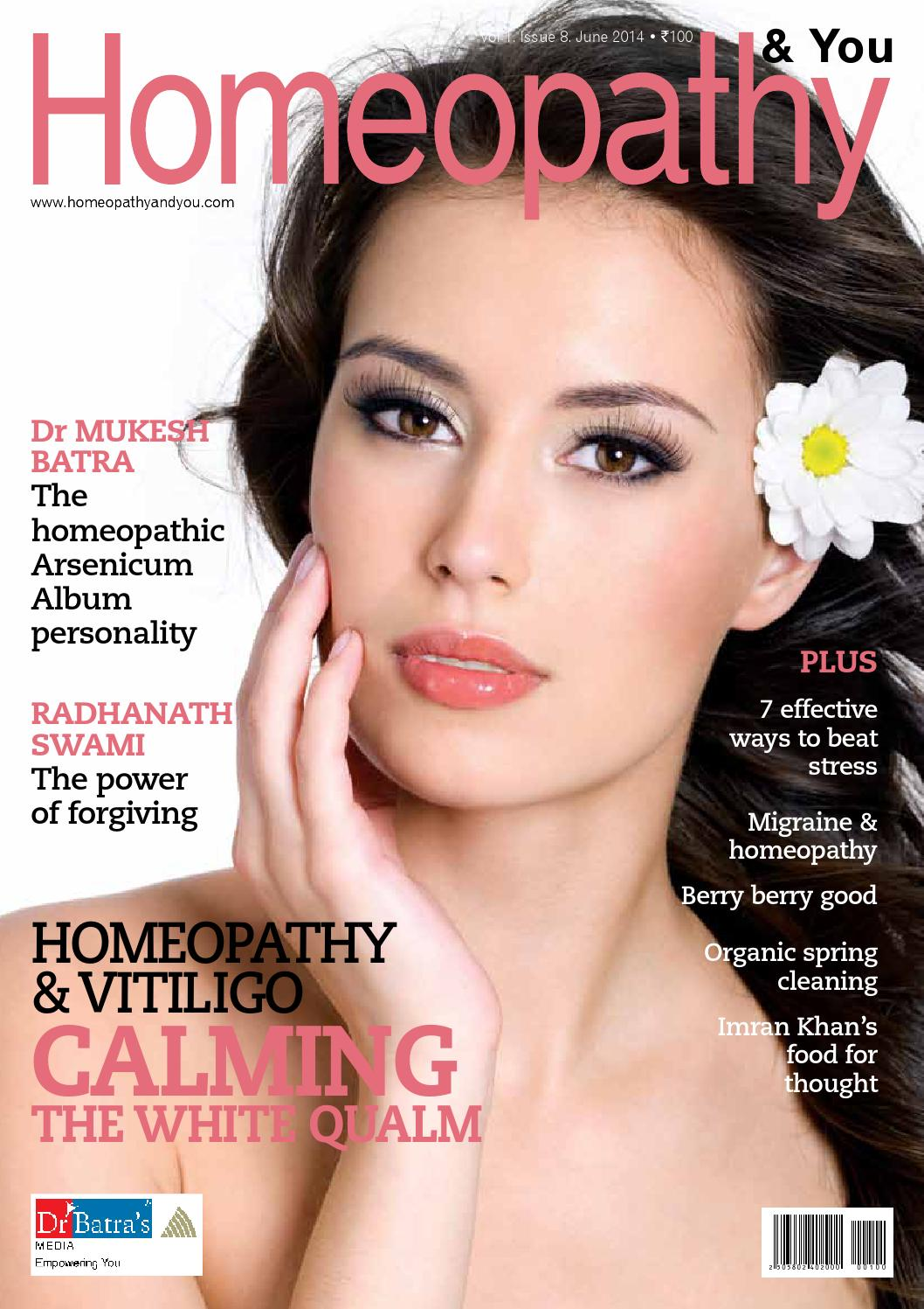 Homeopathy & you June 2014 by Dr  Batras Media Pvt  Ltd  - issuu
