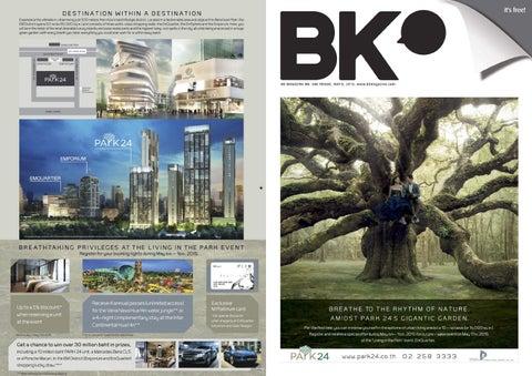 f49dfd0334b BK Magazine May 08, 2015 by BK Magazine - issuu