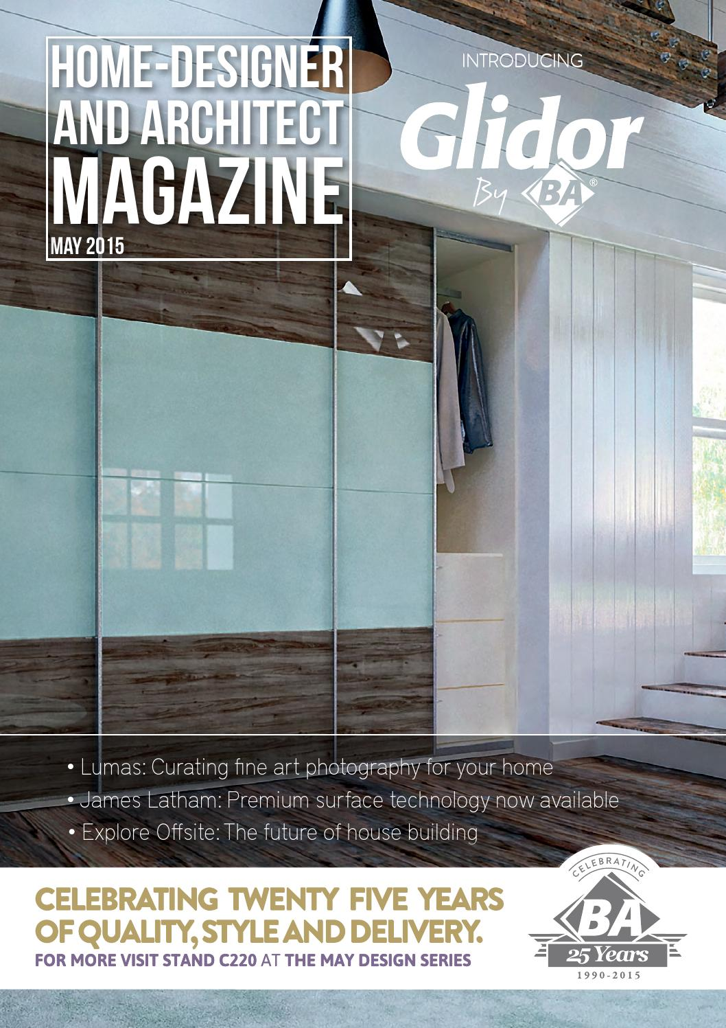 Home Designer and Architect - May 2015 by Jet Digital Media Ltd - issuu