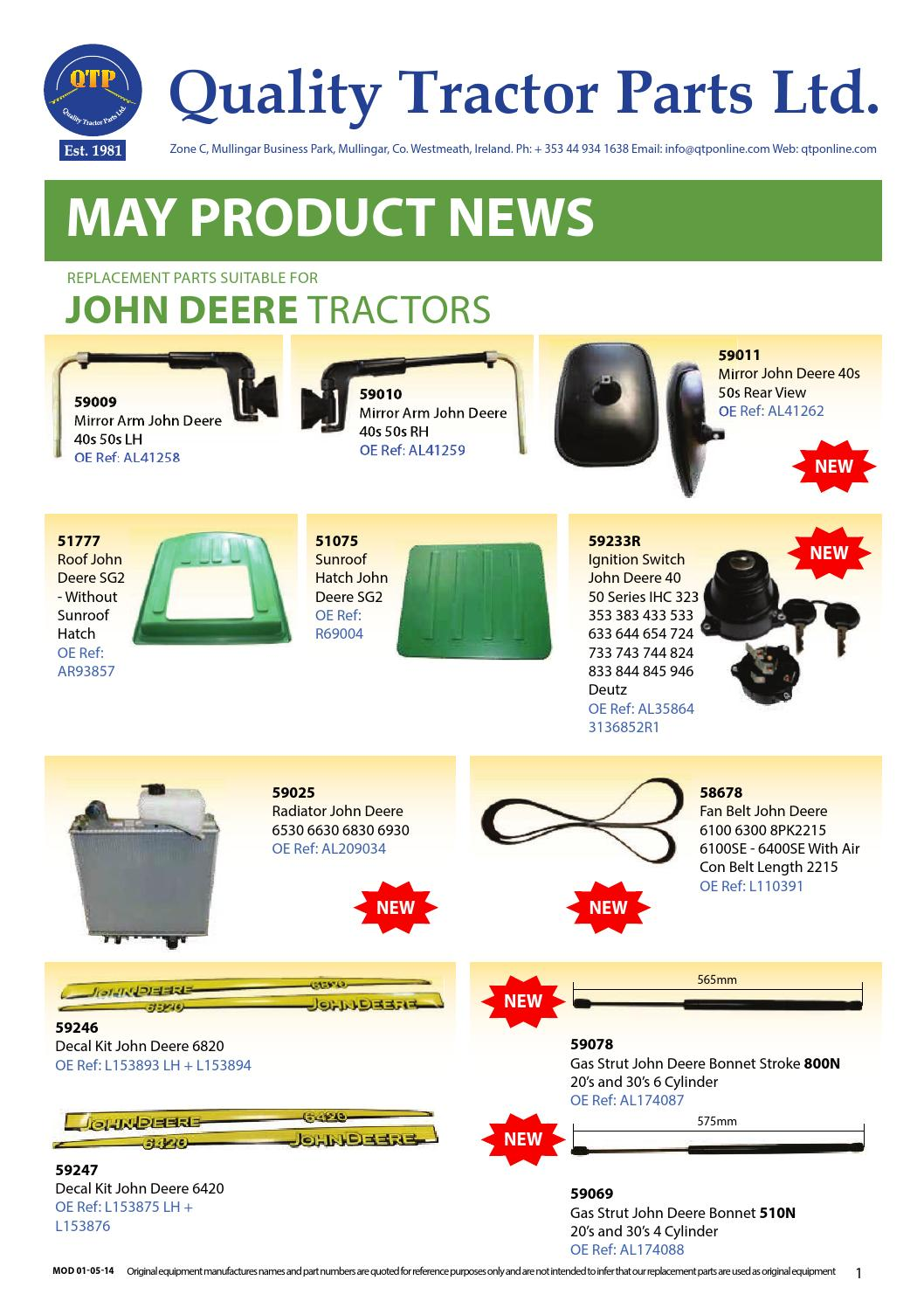 May Product News By Richard Hall Issuu 7740 Ford Tractor Wiring Harness Kits