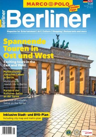 MARCO POLO Berliner 05/15 by Berlin Medien GmbH - issuu