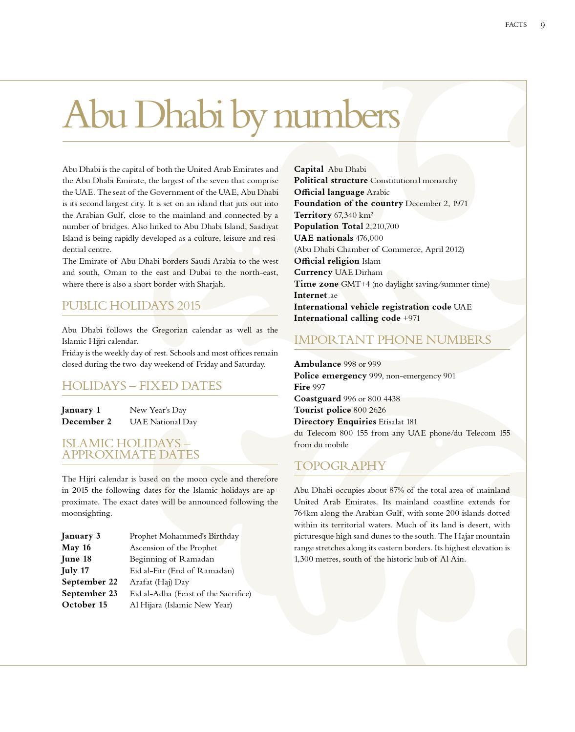 Luxury Abu Dhabi 2015 – eGuide – Jumeirah at Etihad Towers