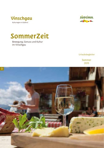 3200d3dc6f1ae5 Ub sommer 2015 de by Camping - Residence Sägemühle - issuu