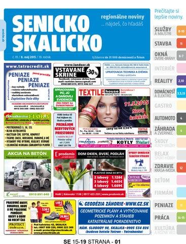 6b889a054f5a Senicko-Skalicko 15-19 by skalicko skalicko - issuu