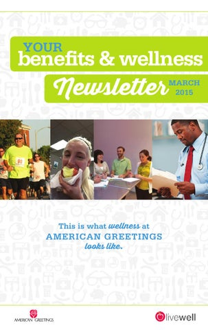 2015 spring benefits and wellness newsletter by ag benefits issuu your benefits wellness m4hsunfo