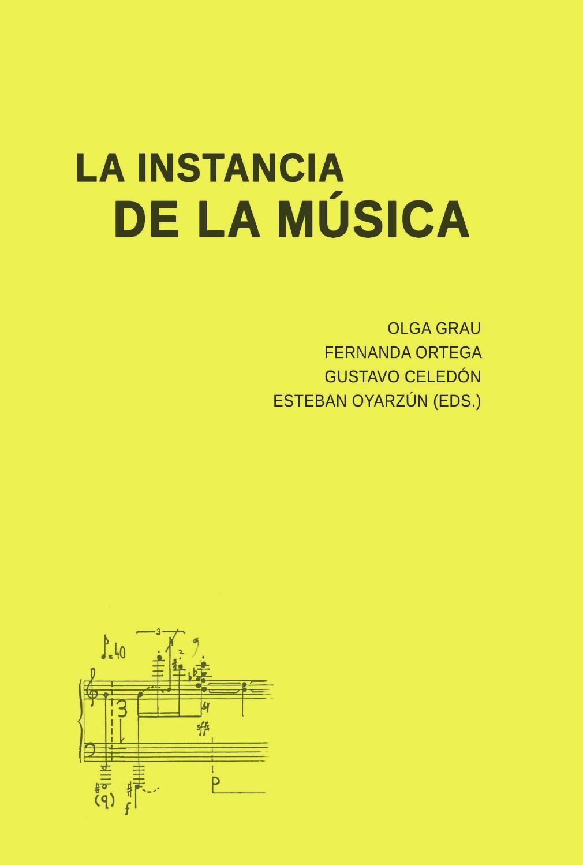 La instancia de la música by UMCE - issuu