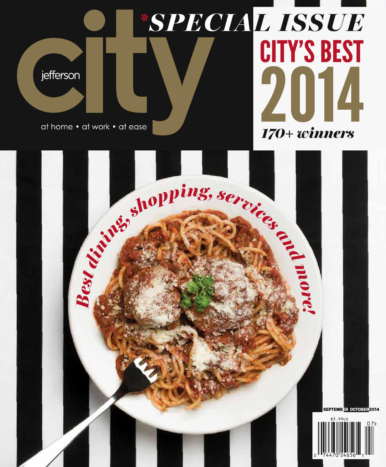 Jefferson City Magazine - September/October 2014 by Business Times Company  - issuu