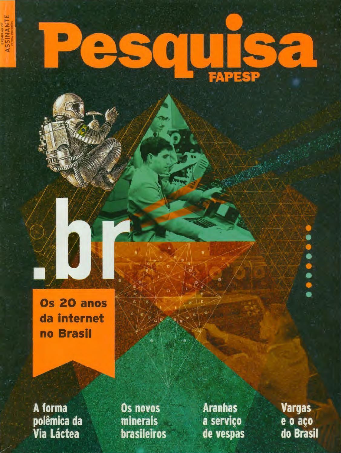 7ec62d7782aa5 Os 20 anos da internet no Brasil by Pesquisa Fapesp - issuu