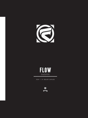 0da6e099c9 2014/15 Flow Product Catalog by Flow Snowboarding - issuu