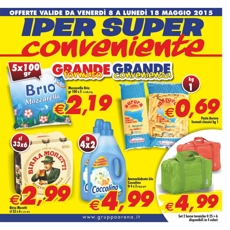 By offertecatania issuu for Iper super conveniente