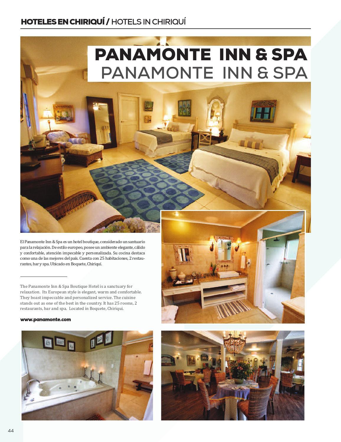 Escapes Panama Edic. 45 by Escapes Panama - issuu