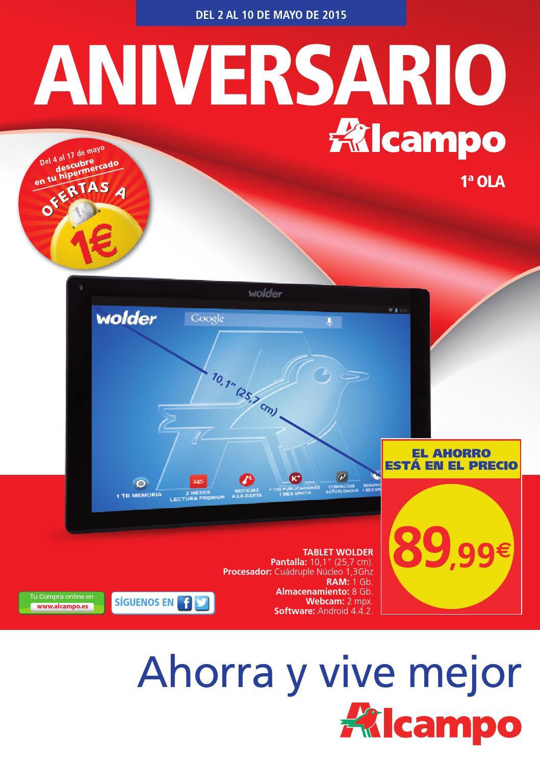 catalogo alcampo by issuu