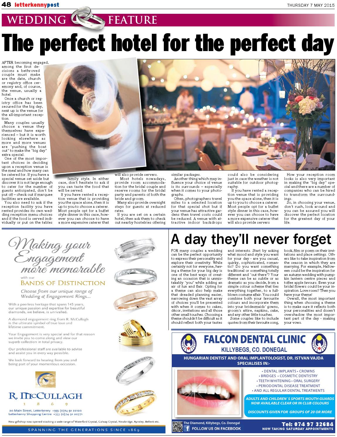 7 May 2015 Letterkenny Post by River Media Newspapers - issuu